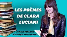 """Clara Luciani lit Verlaine et son poème """"Colloque sentimental"""""""