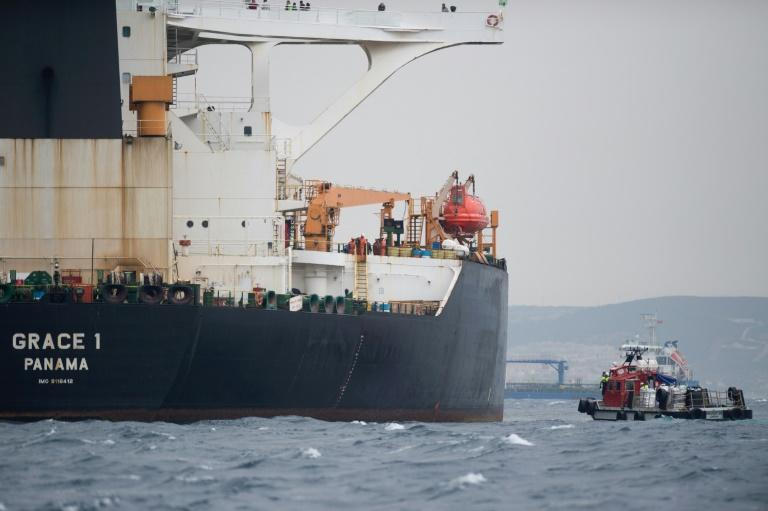 UK Official says Tanker Seizure by Iran an 'Escalation'