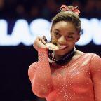 Simone Biles Is Leaving Nike to Rep Gap's Athleta Brand