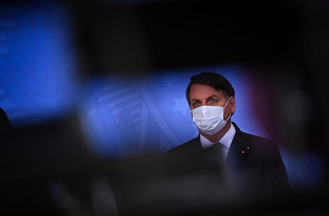 Facebook blocks Brazil president's allies after court order