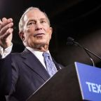 Michael Bloomberg qualifies for his first Democratic election debate