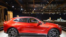 Aston Martin Sales to Extend Slide Ahead of SUV Launch
