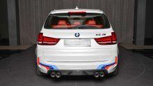 BMW X5 M, los chicos de Abu Dhabi Motors nos vuelven a sorprender