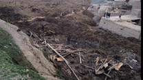 Rescuers Attempt to Find Victims of Afghan Landslide