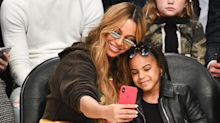 Beyoncé and Blue Ivy Went on a Mommy-Daughter Date