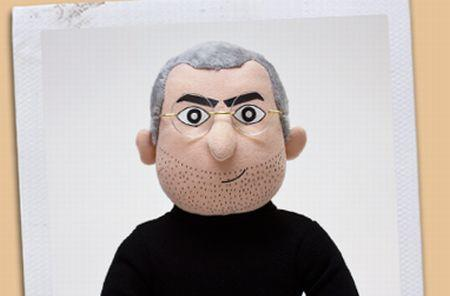 iCEO is a plush Steve Jobs