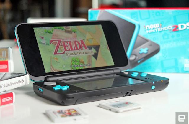 Nintendo's New 2DS XL is the closest you'll ever get to a '3DS XL Lite'
