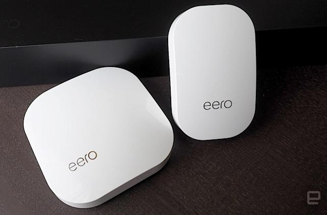 Mesh WiFi startup Eero lays off a fifth of its workforce