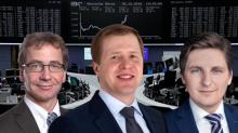 Euro setzt Aktienkurse unter Druck