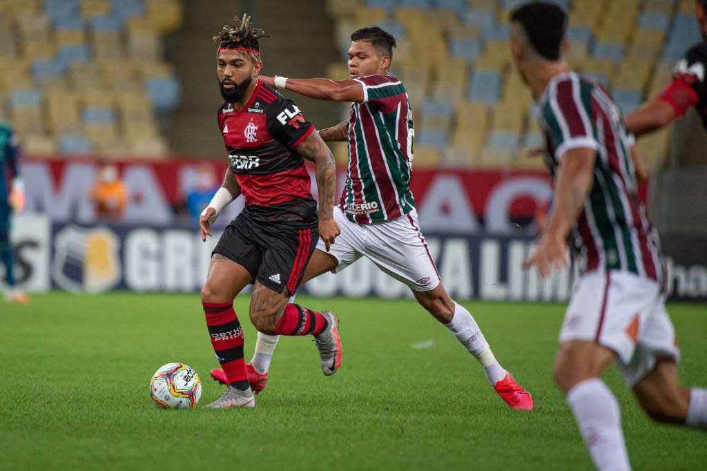 Flamengo calcula faturamento milionário com jogo no SBT – Yahoo Esportes