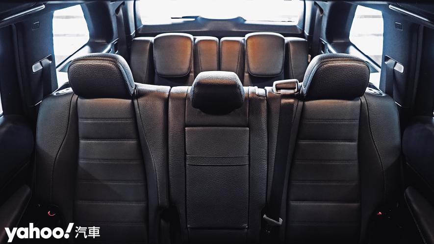 大而得當!2021 Mercedes-Benz GLS 450 4MATIC雨季試駕 - 14