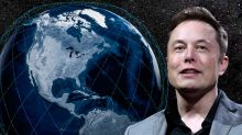 SpaceX's Starlink internet satellites could make astronomy on Earth 'impossible' and create a space-junk nightmare, some scientists warn