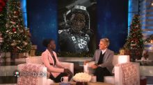 Lupita Nyong'o Didn't Know She Was Auditioning for 'Star Wars'