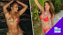 How 'empowered' bikini photos from Jennifer Lopez, Elizabeth Hurley helped combat ageism in 2020