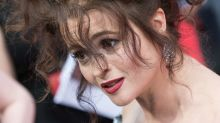 Helena Bonham Carter 'bored of grieving' her Tim Burton split