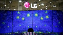 LG Electronics' fourth quarter profit plunges as rivals crowd TV business