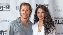 Matthew McConaughey On How His 'Clock Was Ticking' On Marriage Before Meeting Camila Alves