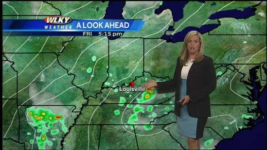 Friday Weather Forecast for June 21