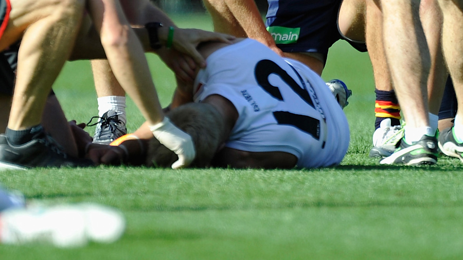 'Didn't remember his sister died': Riewoldt's heartbreaking concussion story
