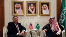 Pompeo tells Saudis U.S. is concerned about Khashoggi - State Department