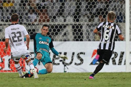 De olho nas oitavas, Gatito crê em Botafogo 'copeiro' em Guayaquil