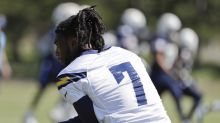 Chargers rookie WR Mike Williams reportedly might make debut in October
