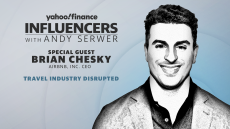 Influencers with Andy Serwer: Airbnb CEO Brian Chesky