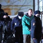 Jailed Kremlin critic Navalny makes allegations of Putin wealth ahead of protests