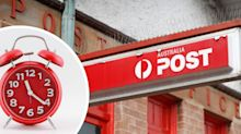 AusPost deadline: Days left for Aussies to send gifts