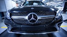 Daimler profits go into reverse as diesel and recall costs put brake on performance