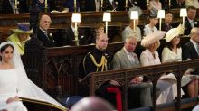 The Mystery of the Empty Seat at the Royal Wedding