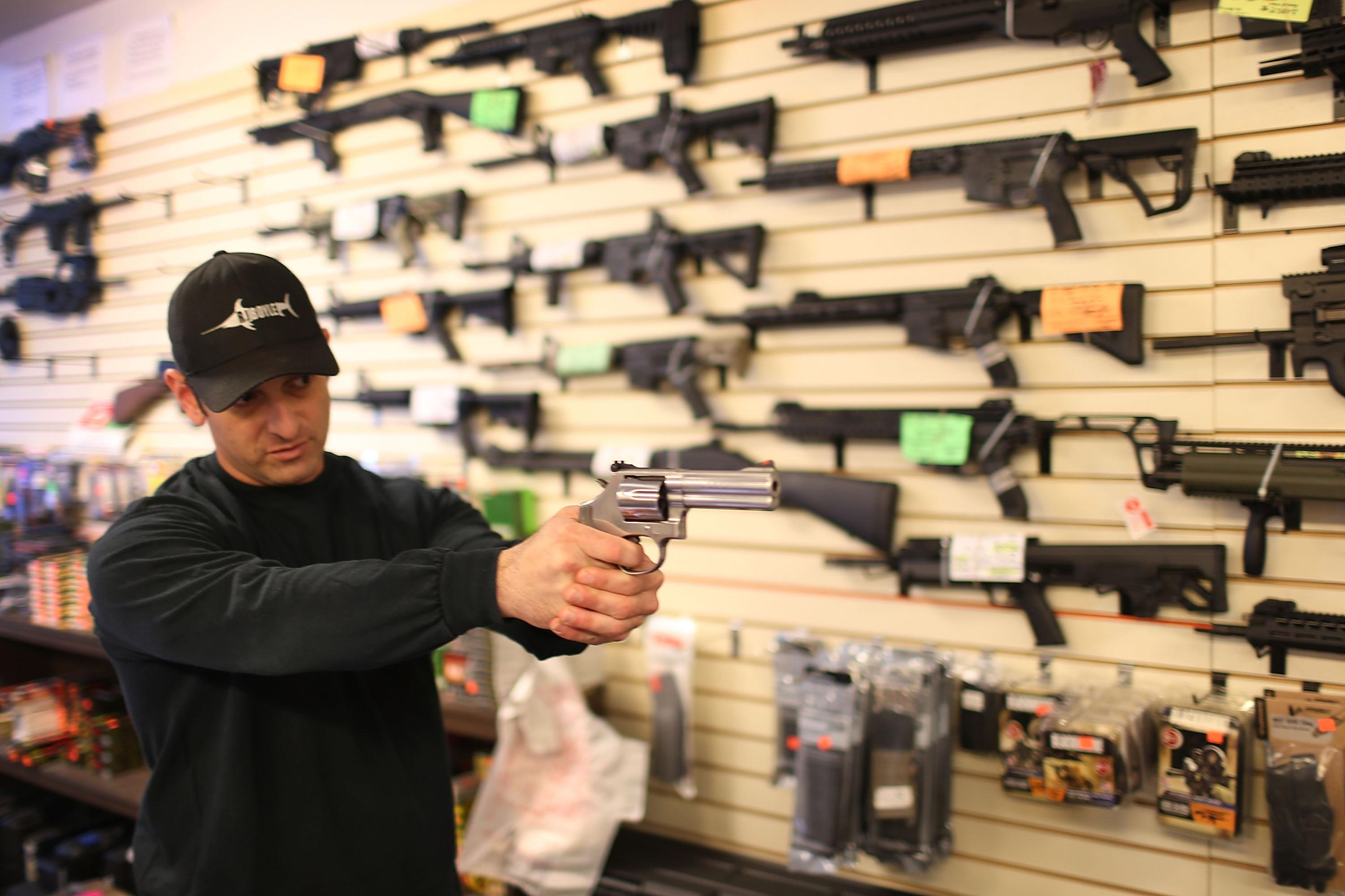 amending gun laws in america Here's why the government can't stop elon musk's flamethrower north america changing the tax code isn't as difficult as amending gun laws.