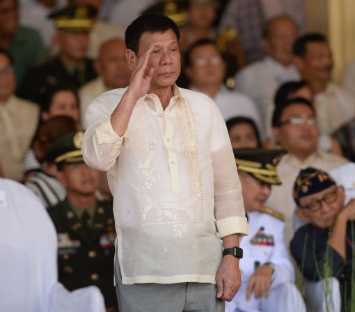 Philippines reviewing 'crazy' climate pledges: Duterte