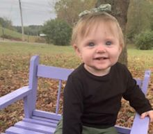 Two arrested as search for missing 15-month-old girl continues