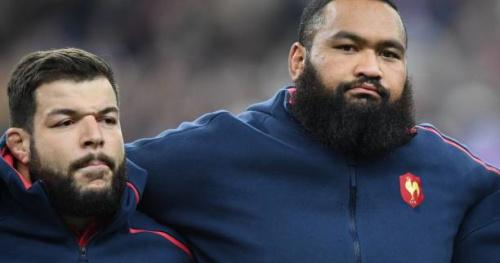 Rugby - Tournoi - Bleus - Les faits polémiques (morsure, remplacement d'Atonio) lors de France-pays de Galles examinés