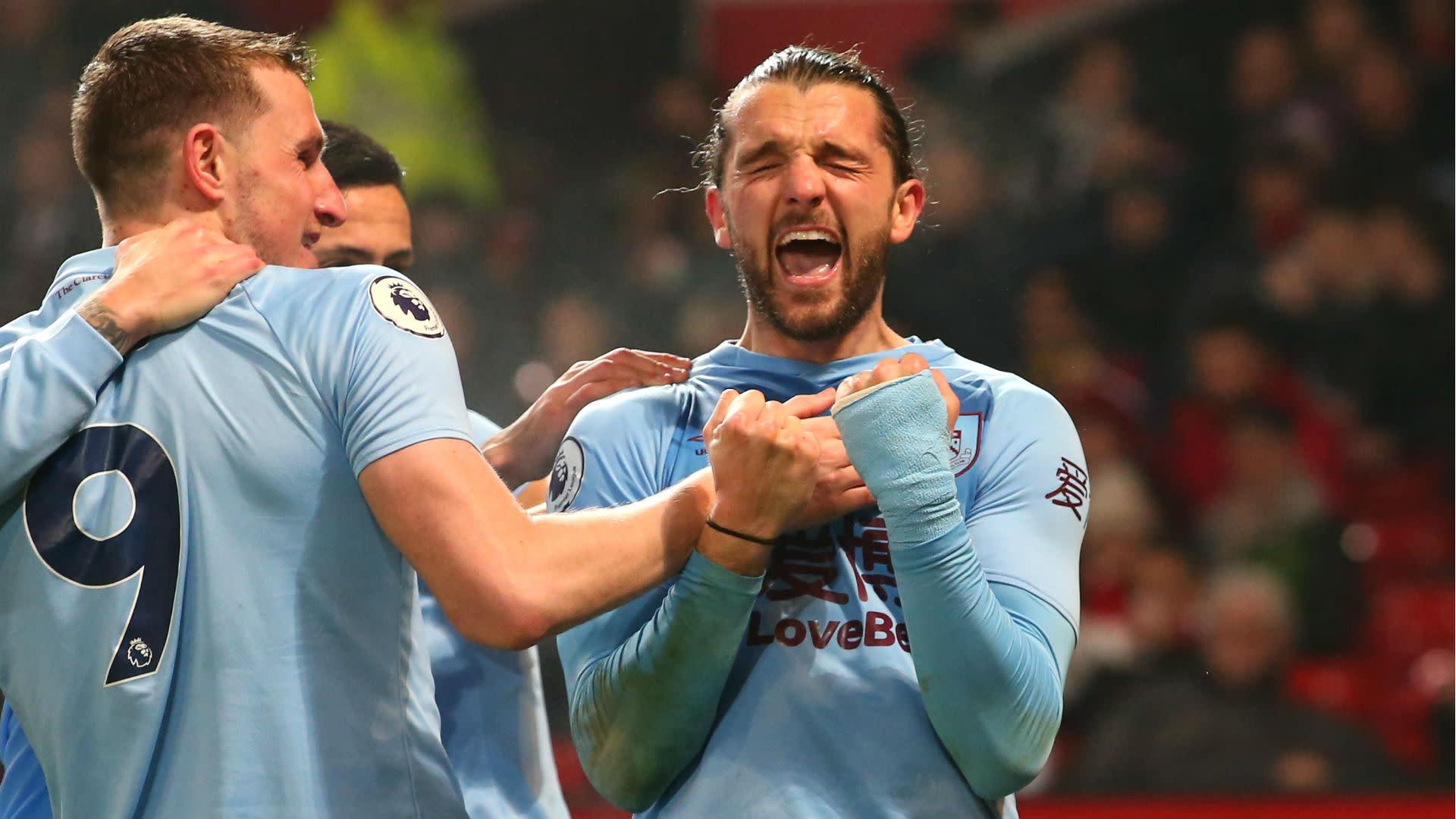 Manchester United 0-2 Burnley: Solskjaer's men dreadful in embarrassing defeat