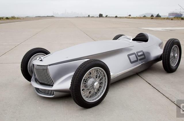 This Infiniti EV defies all logic, but you will want it anyway