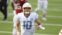 Justin Herbert's second start is a big deal for Chargers, his parents and Eugene