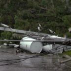 Morgan City in the bull's-eye as hurricane makes landfall