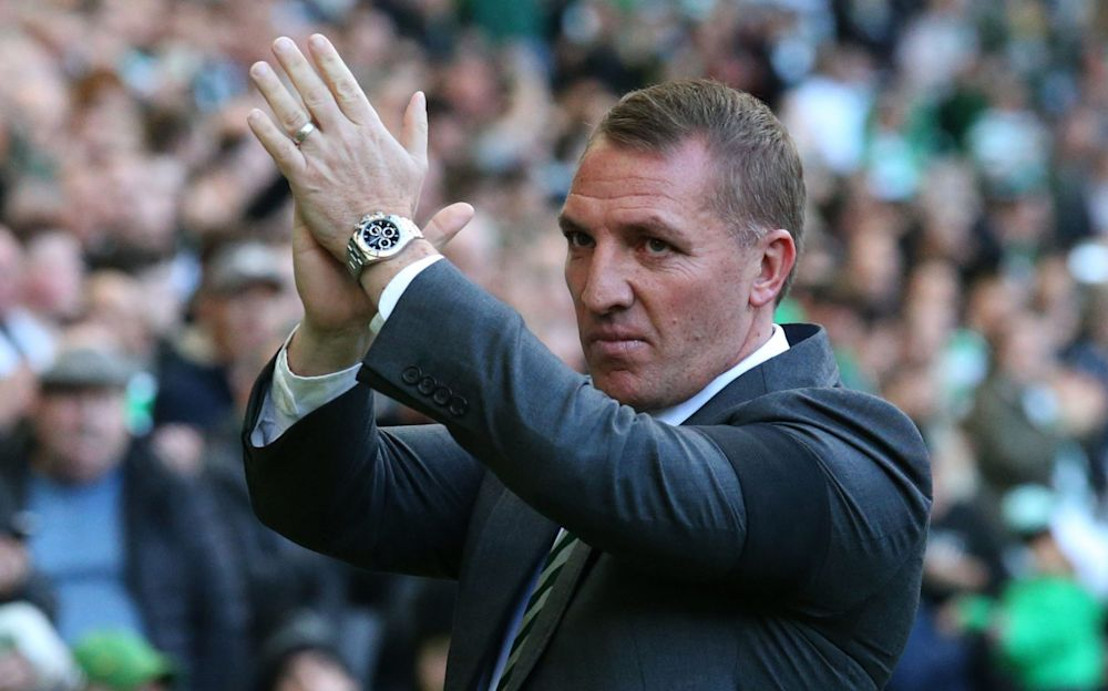 Brendan Rodgers says there is too much focus on the quality of the opposition, rather than his own side's strengths - PA