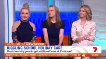 Sunrise News Feed: Christmas holiday juggling, big banks overcharging, digital shopping lists