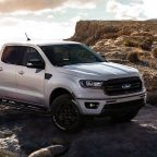The 2019 Ford Ranger Now Has a Black Appearance Package Like Every Other Pickup