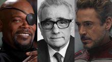 Samuel L. Jackson y Robert Downey Jr. responden a las críticas hacia Marvel de Martin Scorsese