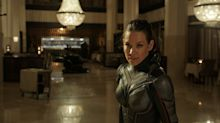 Evangeline Lilly says 'Wasp' costume took months to perfect but made her 'feel damn sexy'