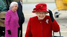 The reason Queen Elizabeth II always wears bright coats