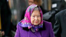 La reina Isabel luce muy chic y con buena salud a sus 91 años