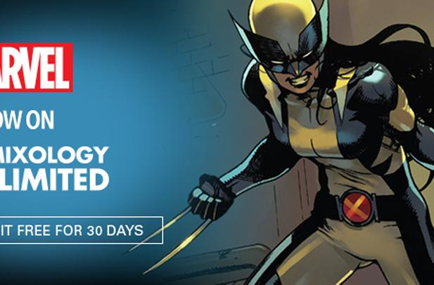 Comixology adds Marvel to its all-you-can-read service