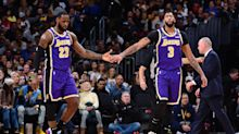Report: Anthony Davis finalizing five-year, $190 million re-up with Lakers