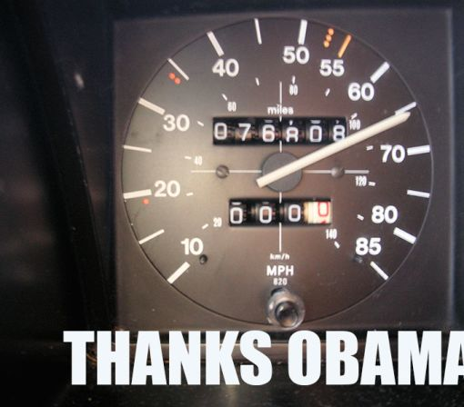 Obama Administration Wants Speed Limiters on Big Trucks and Buses