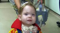 Toddler's Brain Forgets to Tell Her to Breathe